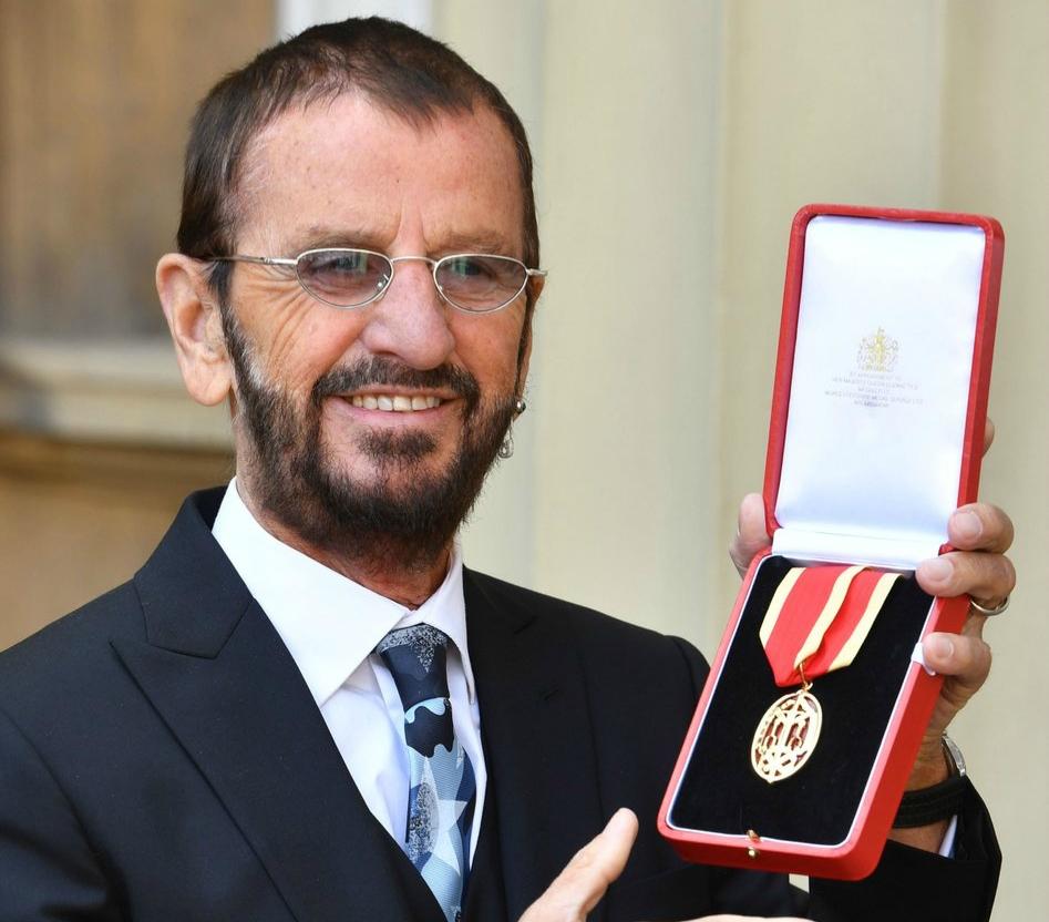 Ringo Starr: El Beatle de los 80 años