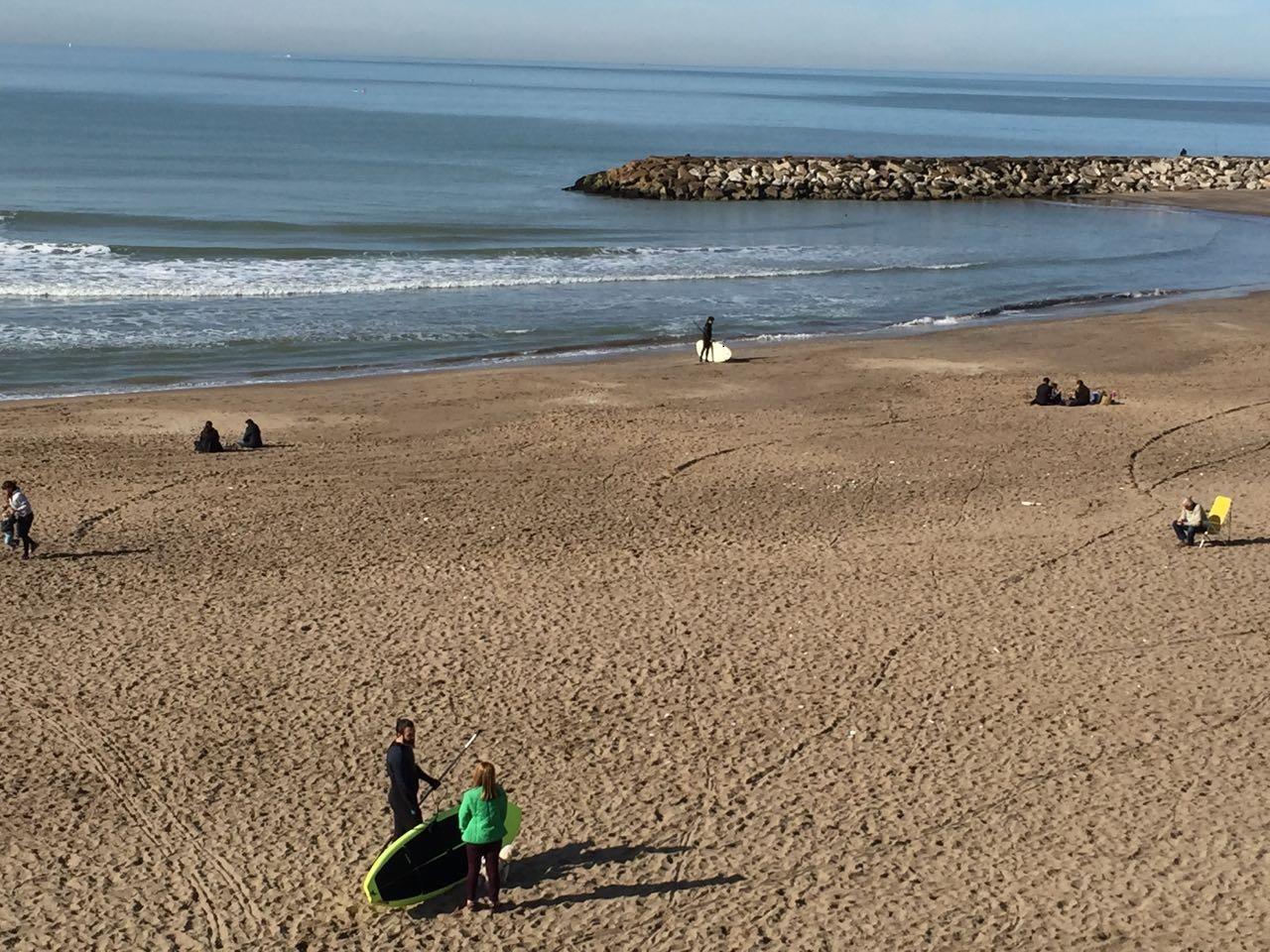 Cómo estará el clima el sábado en Mar del Plata