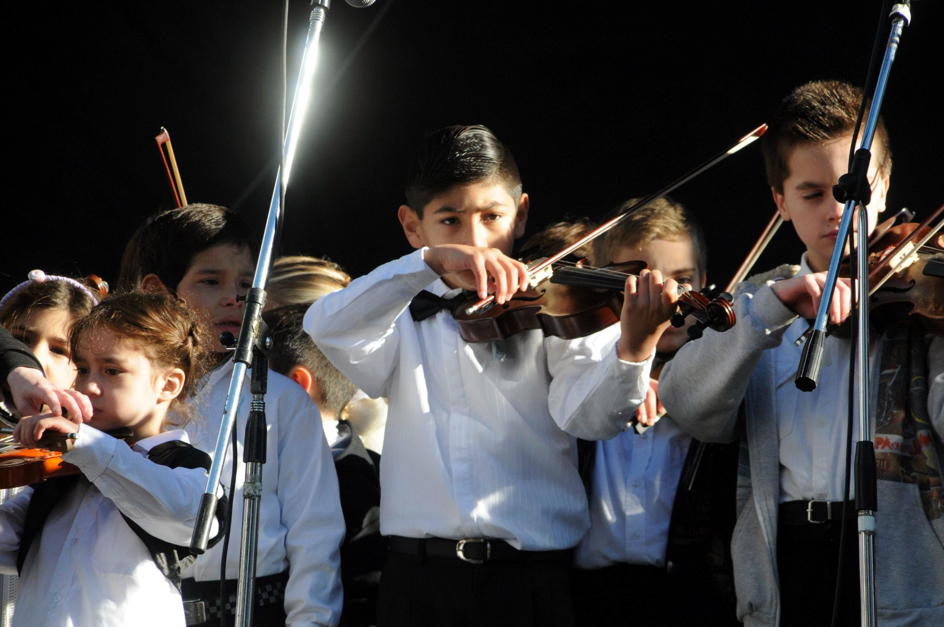 Realizan una campaña de donación de instrumentos para la Orquesta Infanto Juvenil
