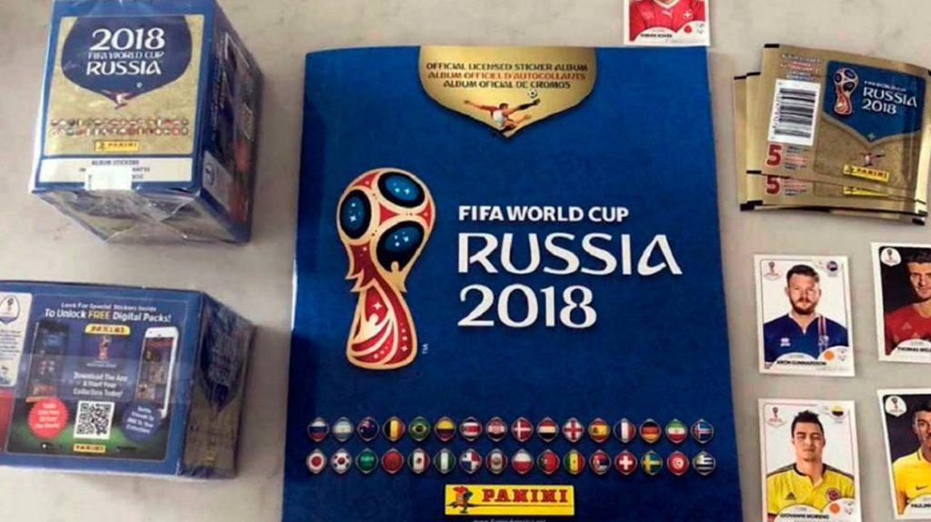 Robaron 6380 paquetes de figuritas de la Copa del Mundo