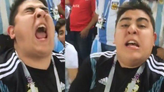 El exabrupto del Chapu Martínez contra quienes lo criticaron