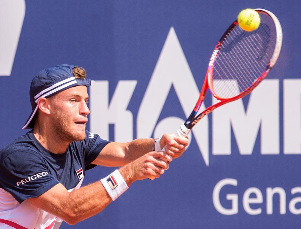 Mayer y Schwartzman, con victorias en Hamburgo