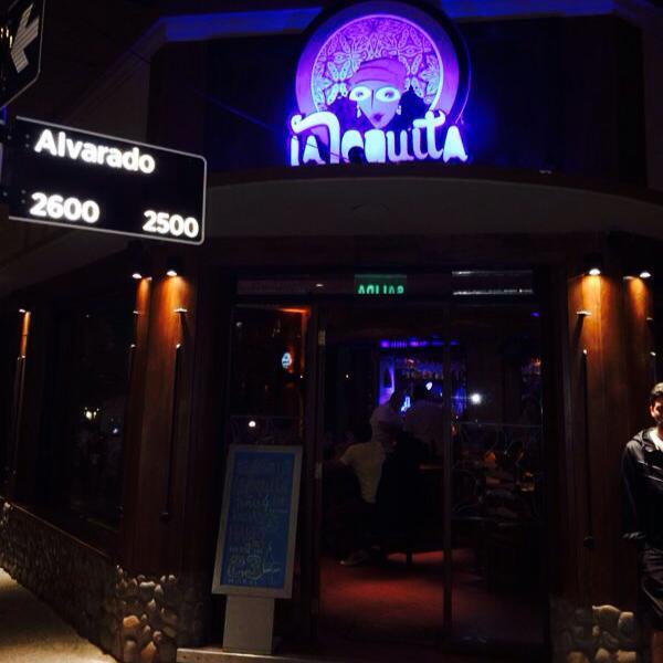 La Loquita, bar donde ocurrió el ataque.