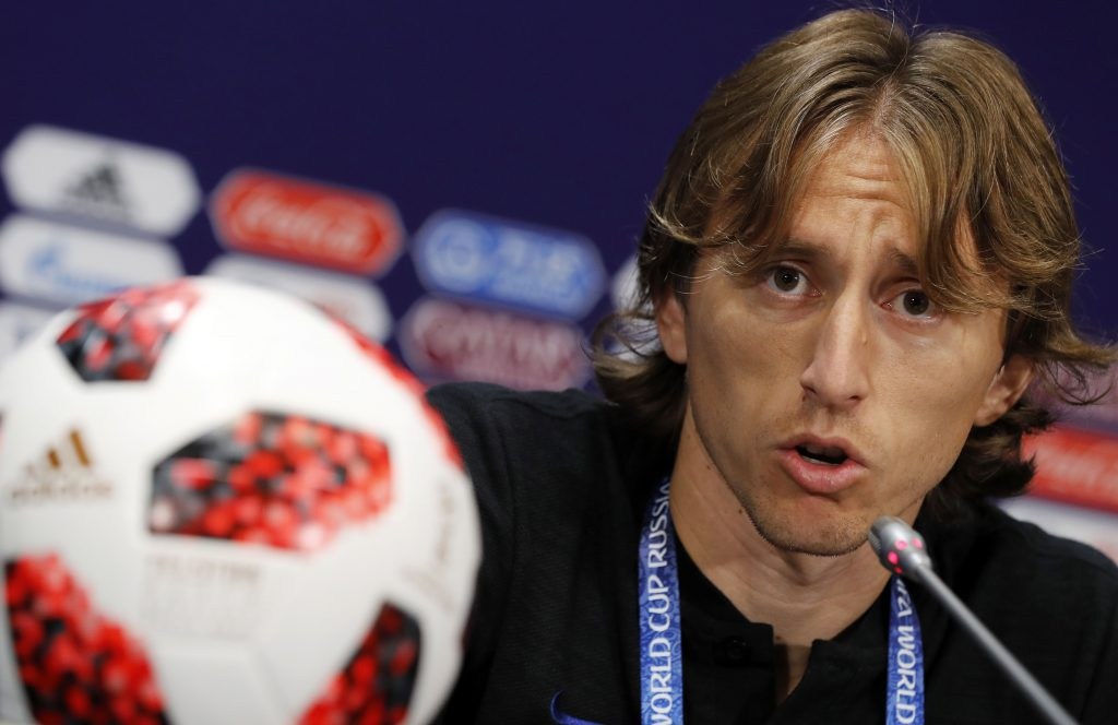 Un documento increíble: ¿es Luka Modric con cinco años haciendo de pastor?