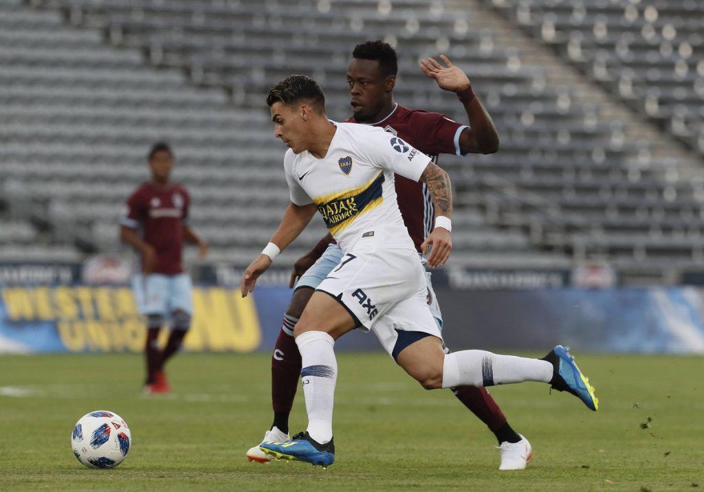 Boca perdió por penales con Colarado Rapids