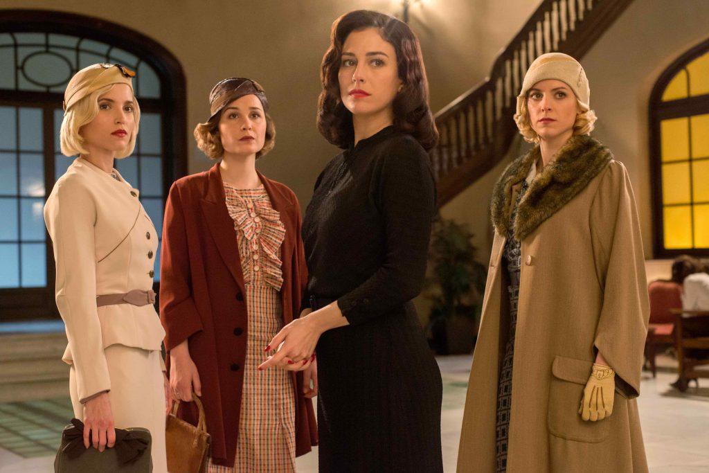 Las chicas del cable: Netflix revela primer tráiler de la tercera temporada