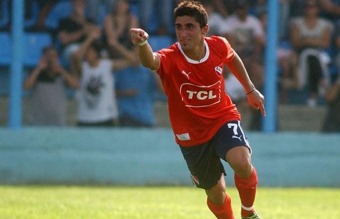 Matías Pisano, ex jugador de Independiente, se suma a Aldosivi como refuerzo junto a dos jugadores mas  Pisano-2