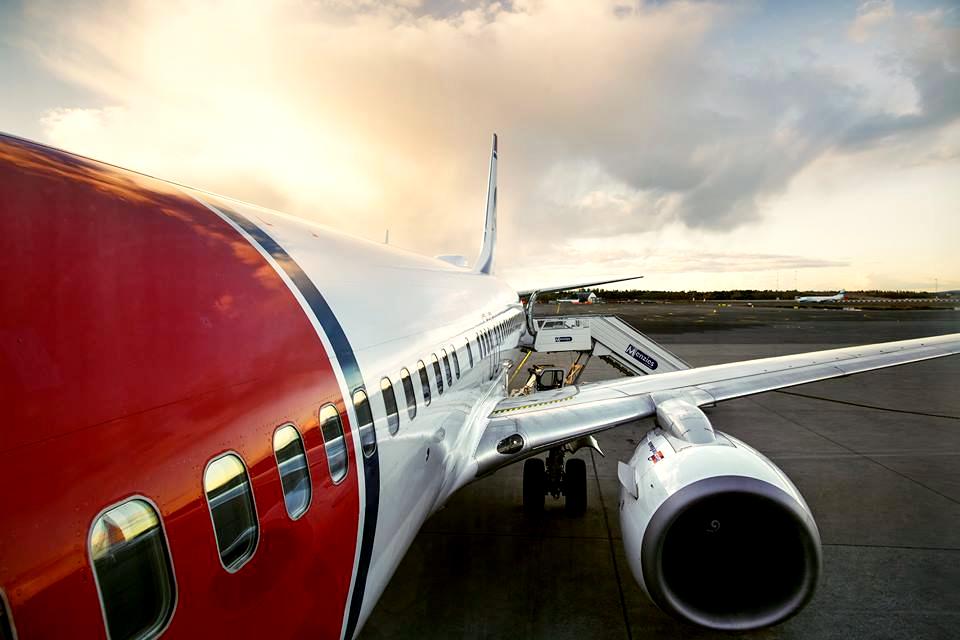 Norwegian empieza a volar en el país en octubre