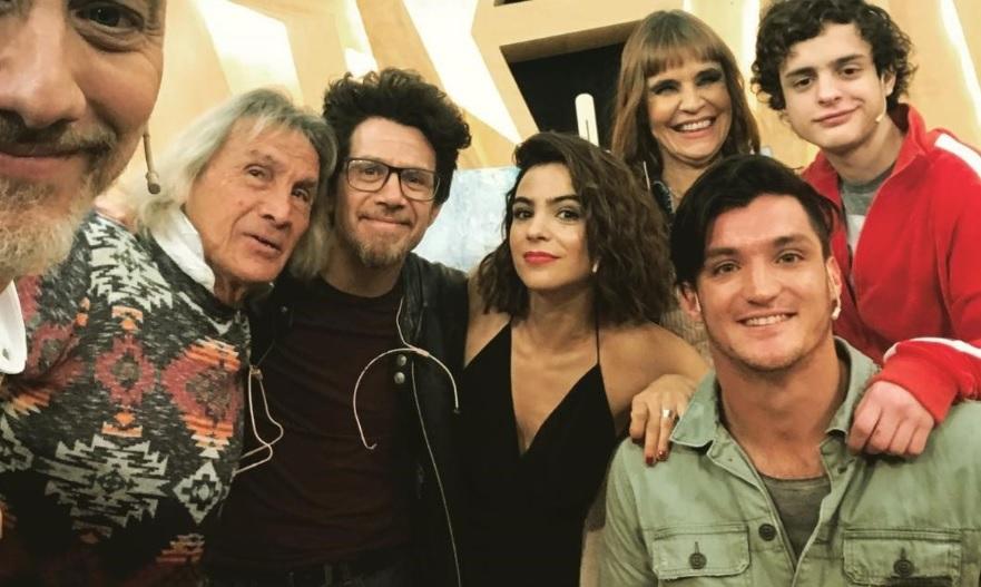 Fabiana Cantilo se confesó:
