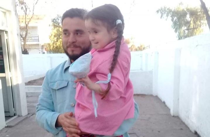"""""""Sigo por la fuerza que mi hija me da para que se haga justicia"""""""