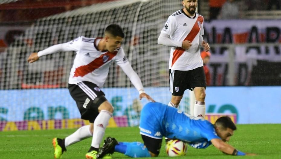 Ante Argentinos, River sumó su tercer empate sin goles - Mundo River