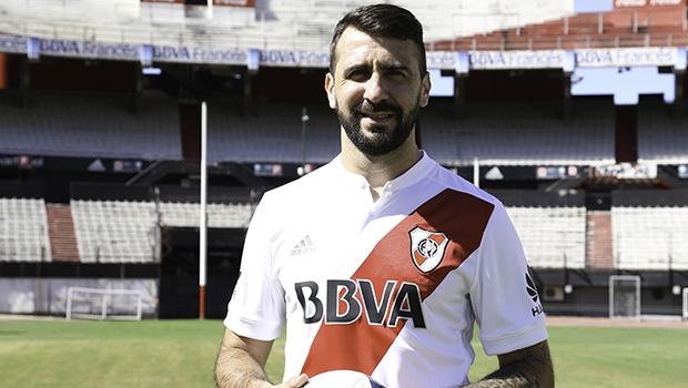 """Pratto: """"Quiero ganar  la Copa Libertadores"""""""