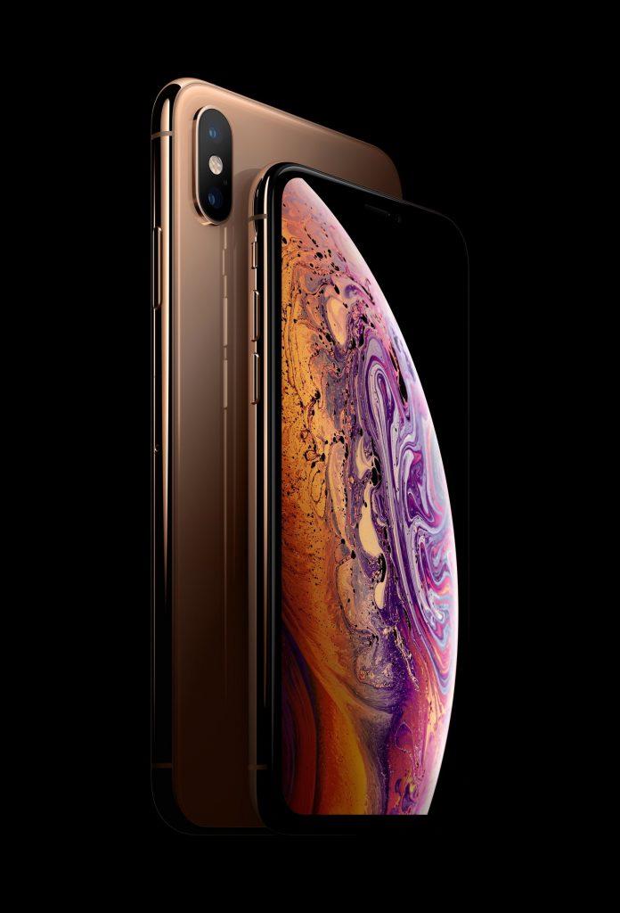 JGM25 - CUPERTINO (EE.UU.), 12/9/2018.- Fotografía cedida por Apple Inc. que muestra el Apple iPhone Xs y Xs Max presentado en el evento especial de Apple en el teatro Steve Jobs en Cupertino, California, EE. UU., hoy 12 de septiembre de 2018. EFE/APPLE INC. / CRÉDITO OBLIGATORIO: Courtesy of Apple Inc. SOLO USO EDITORIAL / NO VENTAS