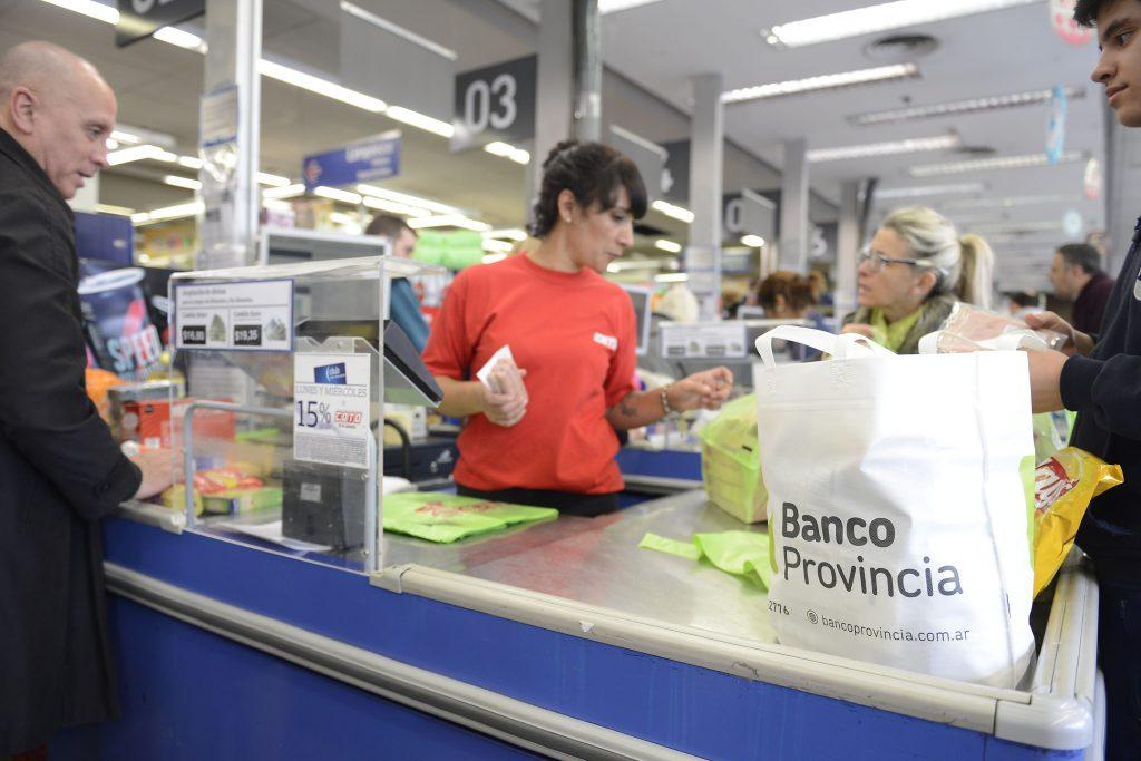 Se suman 15 nuevos supermercados a los descuentos del Banco Provincia