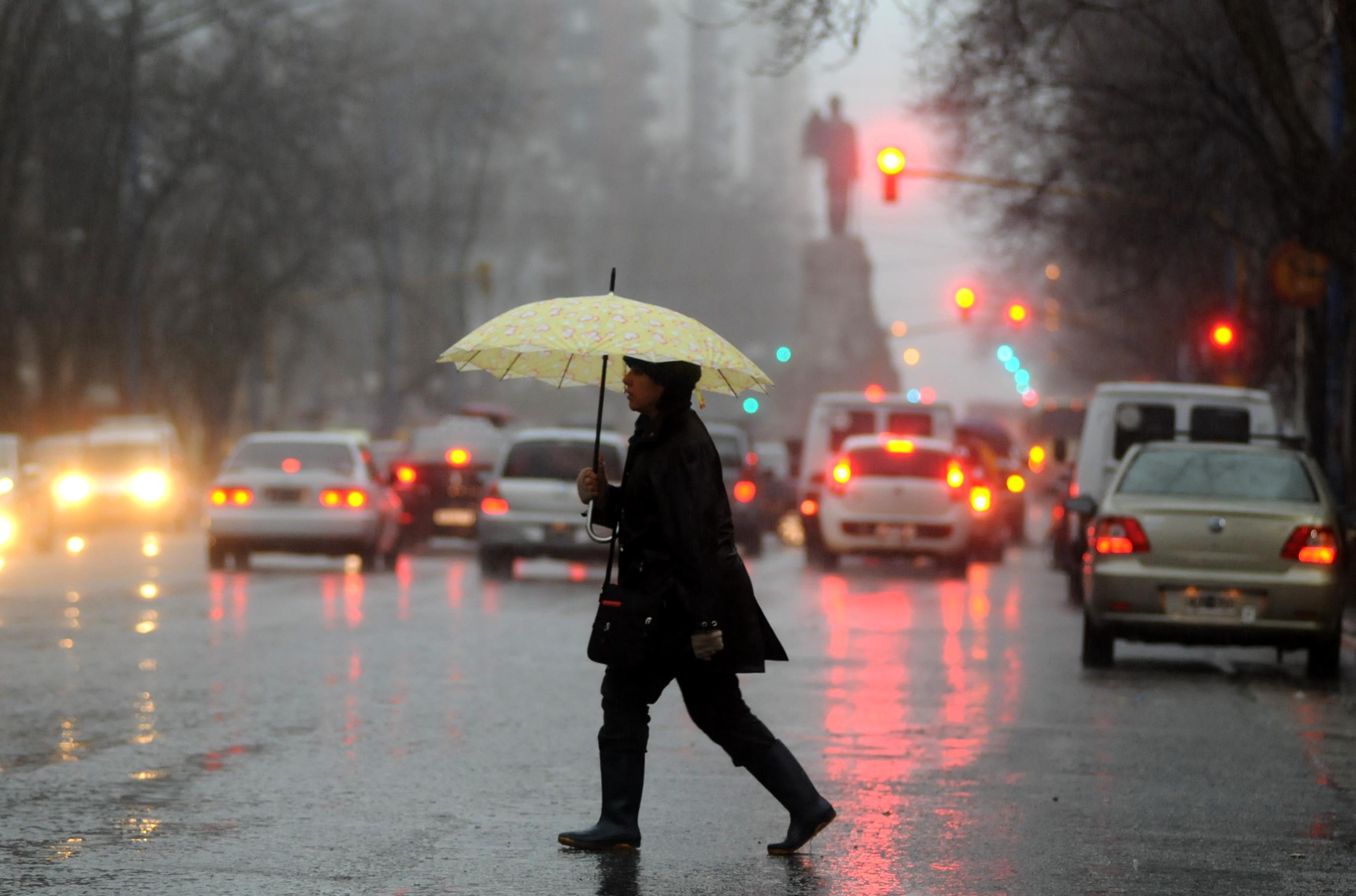 El SMN emitió un alerta meteorológico para Mar del Plata y la zona