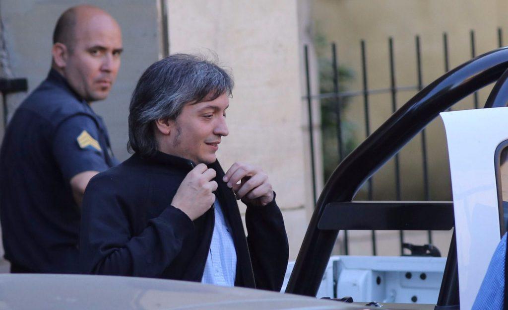 Dictan prisión preventiva de Cristina por caso de coimas - Edicion Impresa