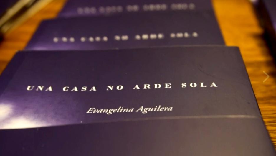 Libro Evangelina Aguilera
