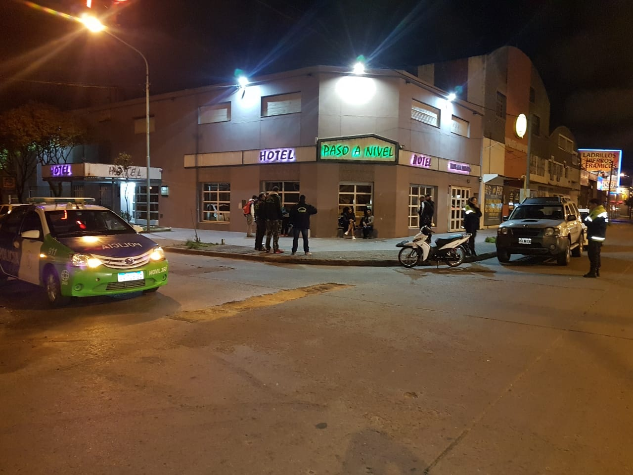 """Diez detenidas y gran cantidad de droga secuestrada en operativo """"Esquinas Blancas"""""""