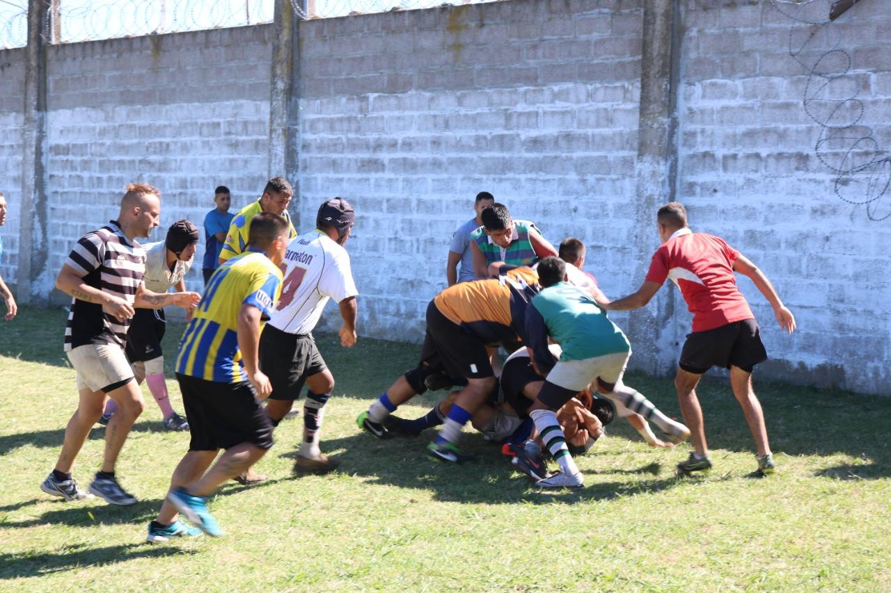El rugby de los presos en Batán que construye sueños de libertad