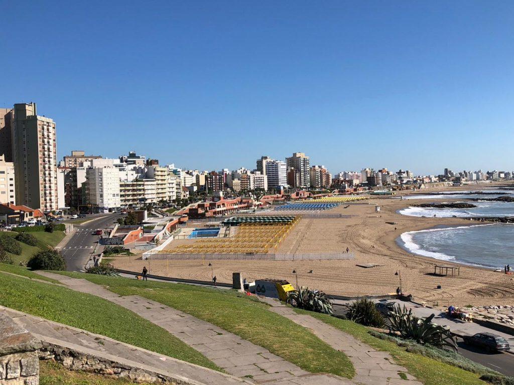 Tiempo en Mendoza: semana con altas temperaturas y Zonda