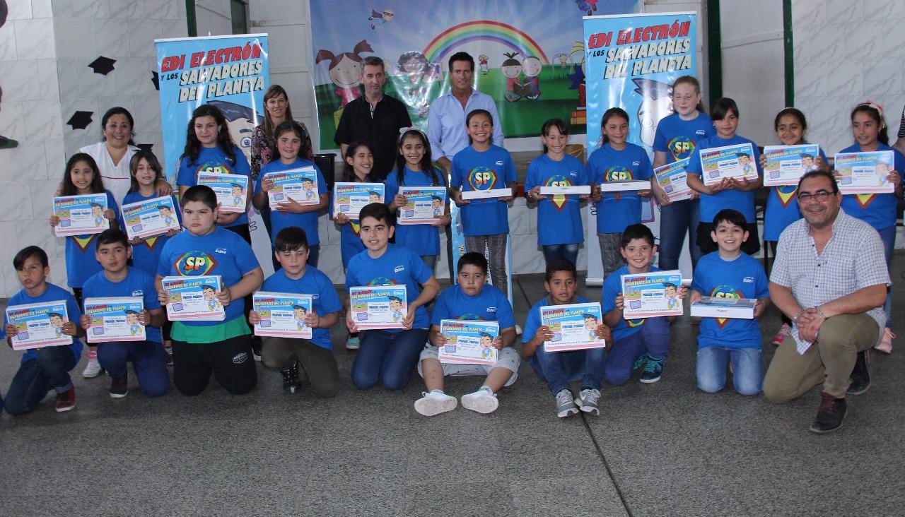EDEA entregó premios a ganadores de la campaña sobre uso responsable de la energía