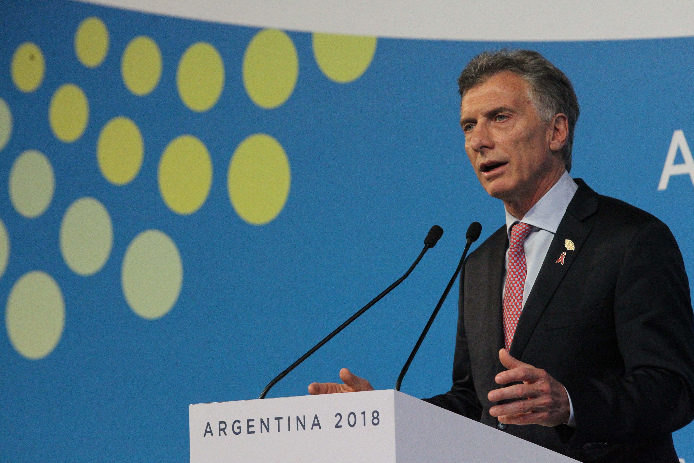 Macri convocó a sesiones extraordinarias del Congreso