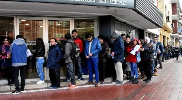 La desocupación subió a 9% en el tercer trimestre del año