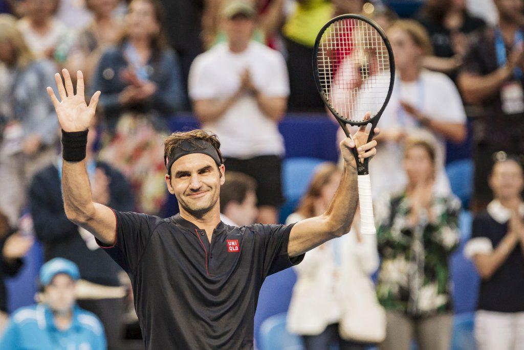 Roger Federer enfrentará a Serena Williams en Copa Hopman