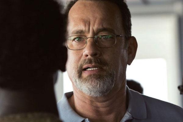 El extraño gesto de Tom Hanks en un restaurante de Canadá