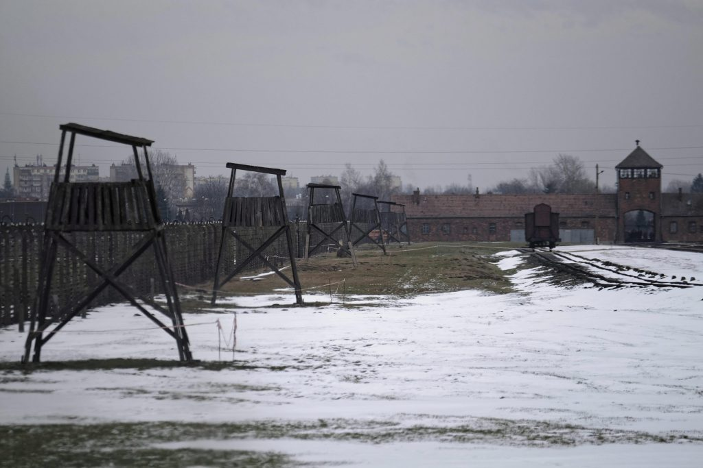 """""""Auschwitz: última parada"""", un antídoto contra el olvido"""