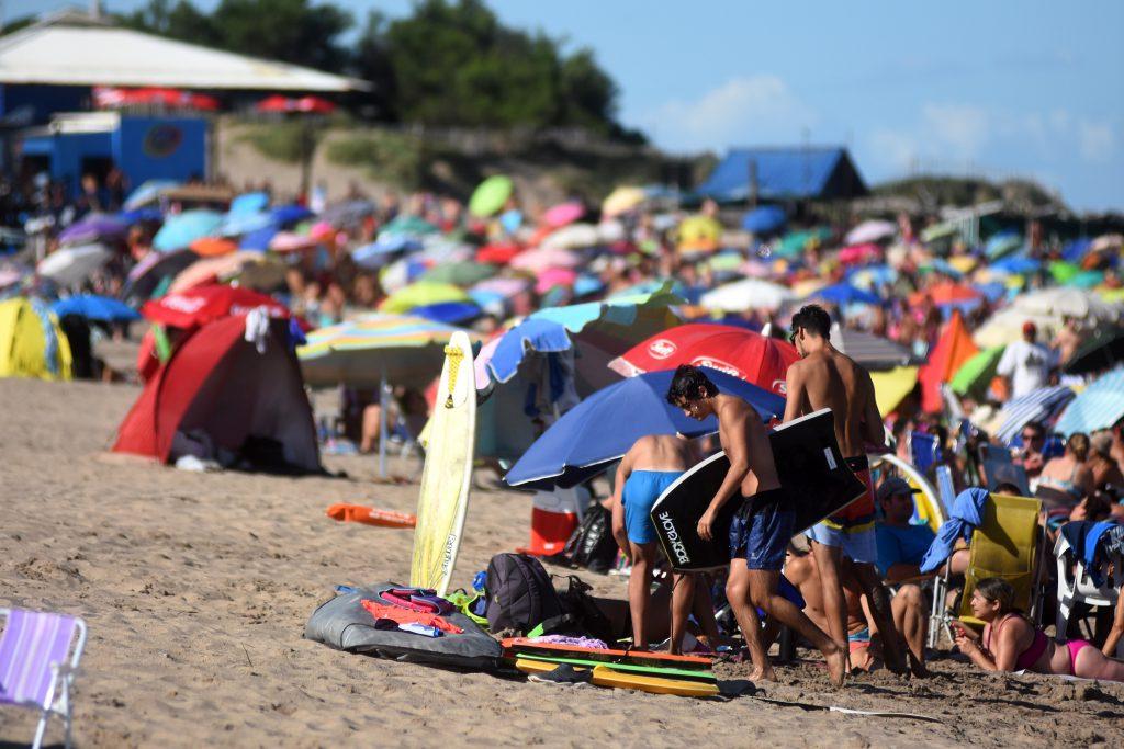 Varios son los turistas que volvieron a la ciudad tras la devaluación.