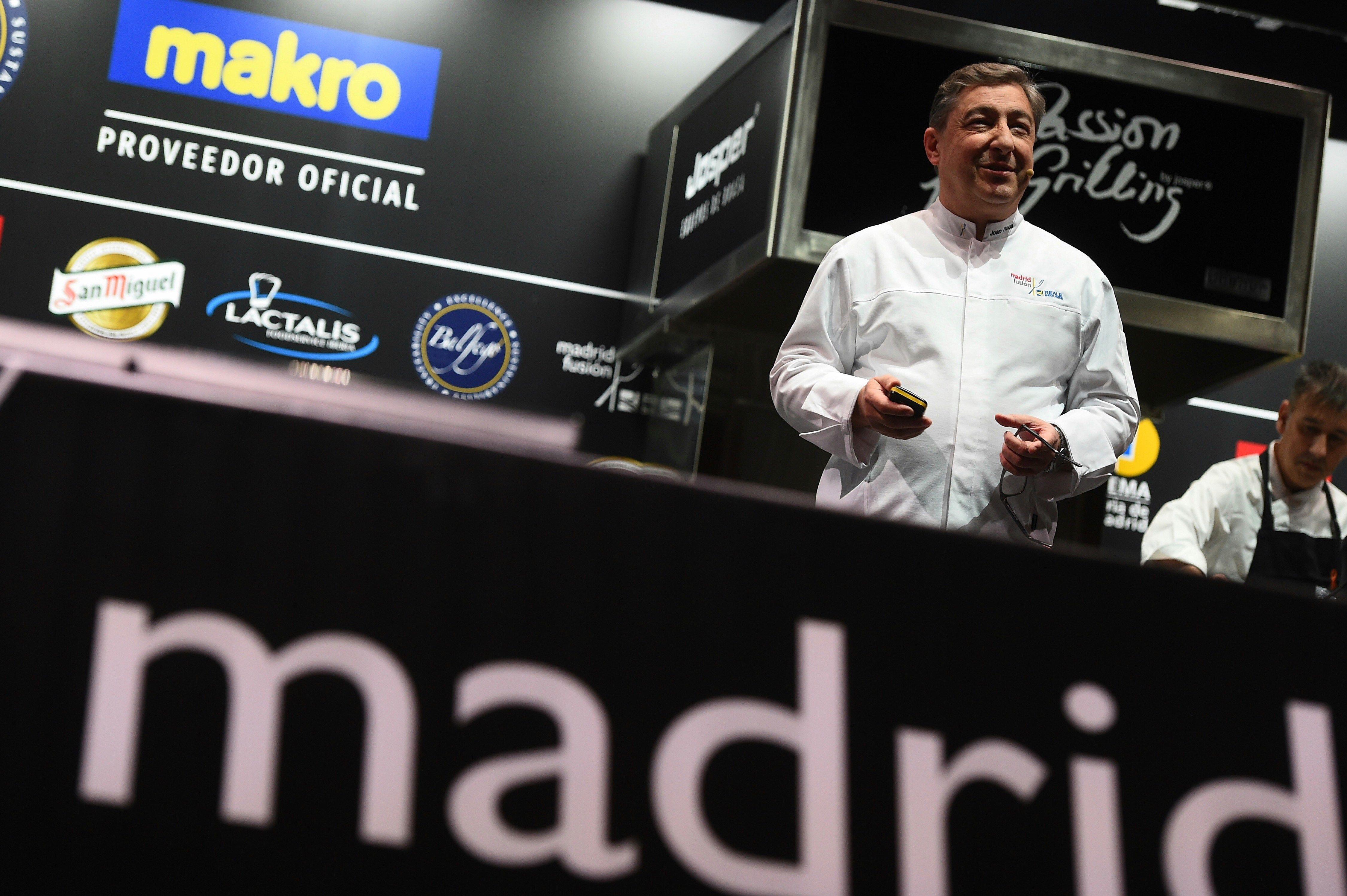 XVII edición de la cumbre gastronómica internacional Madrid Fusión