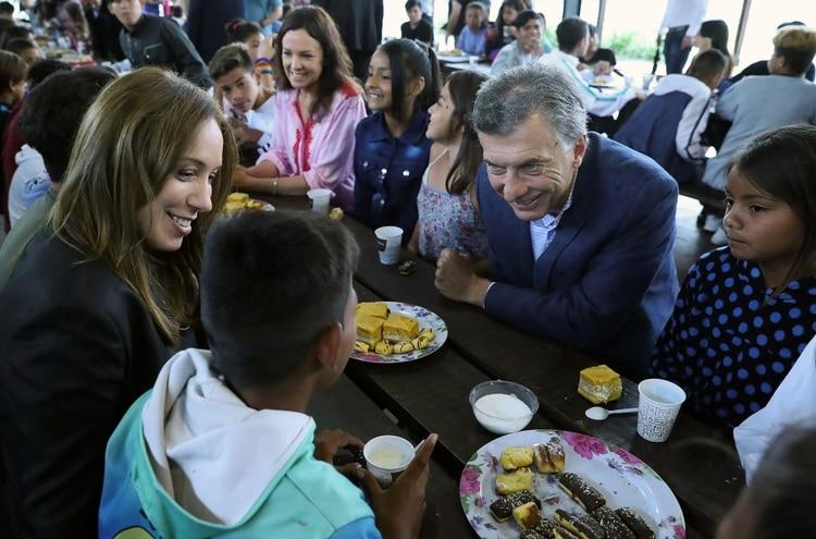 Macri y Vidal se reúnen en la ciudad para ver el avance de las obras en un hospital