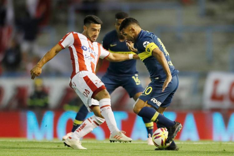 Cómo formará Boca en el primer partido de la era Alfaro