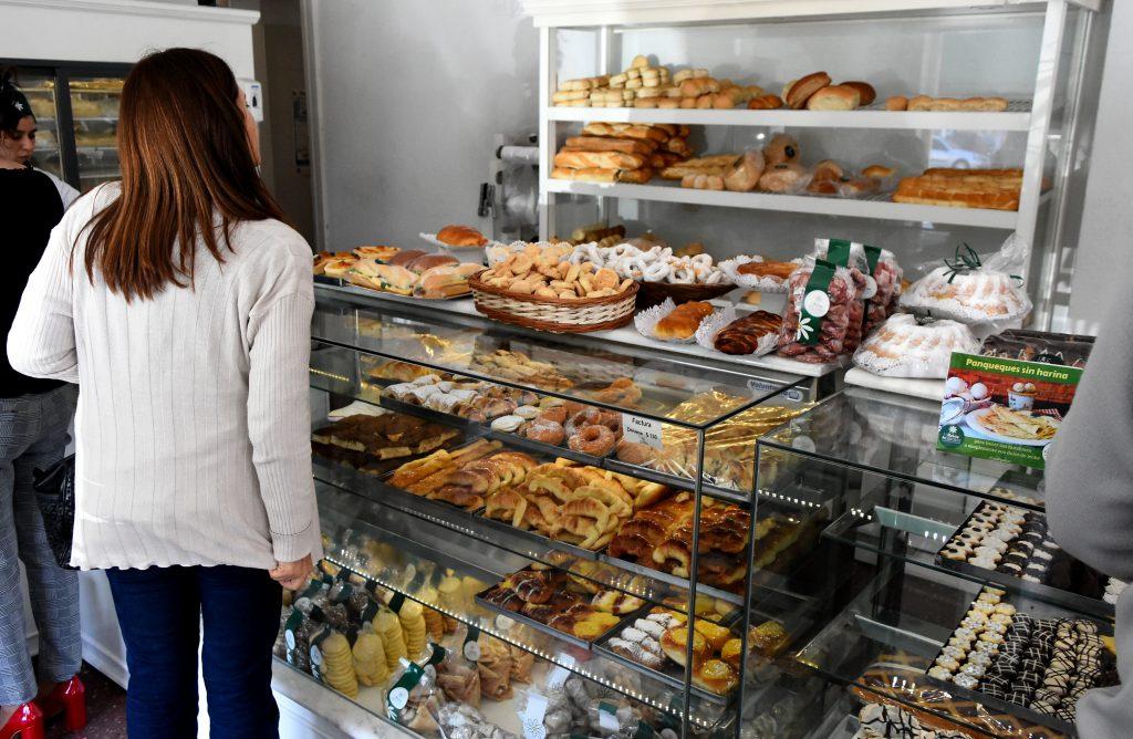 Panadería-confitería