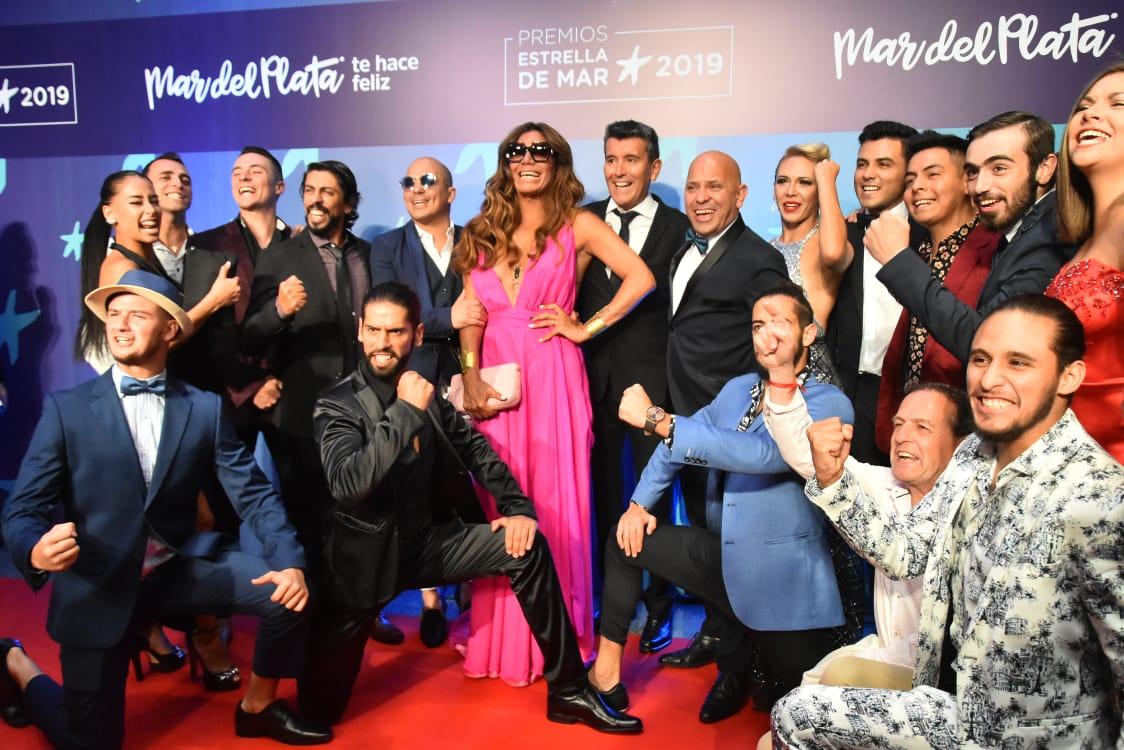 Premios Estrella de Mar 2019: las imágenes de todos los looks en la alfombra roja