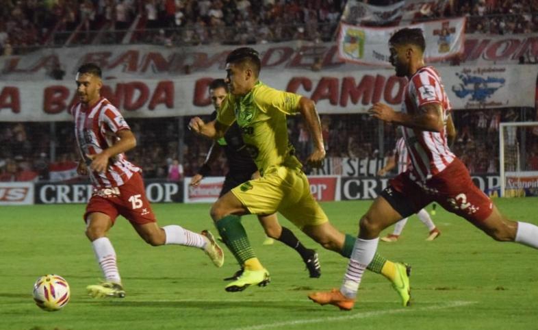 Defensa busca llegar a la cima en Tucumán