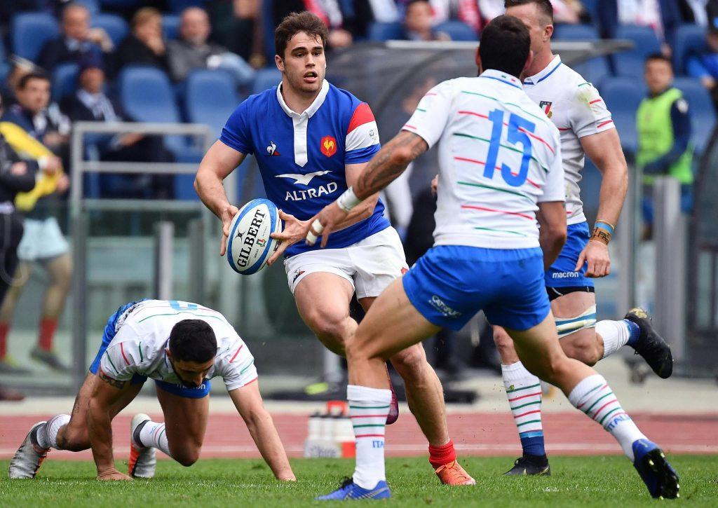 Rugby Six Nations - Italy vs France