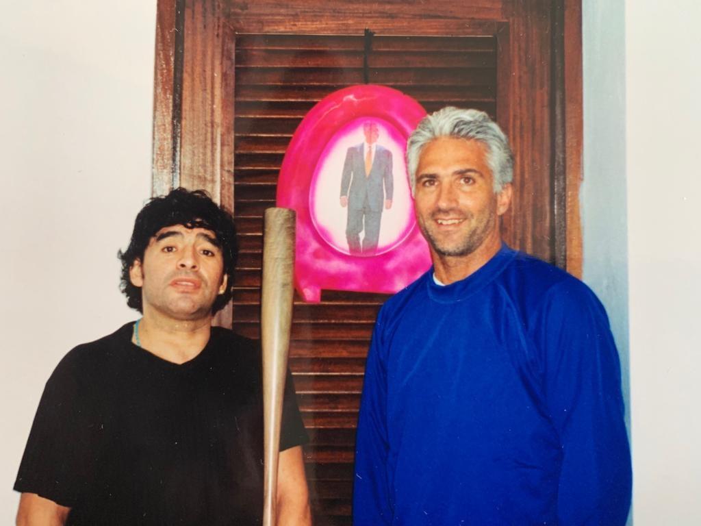Diego y Sucar en Cuba.