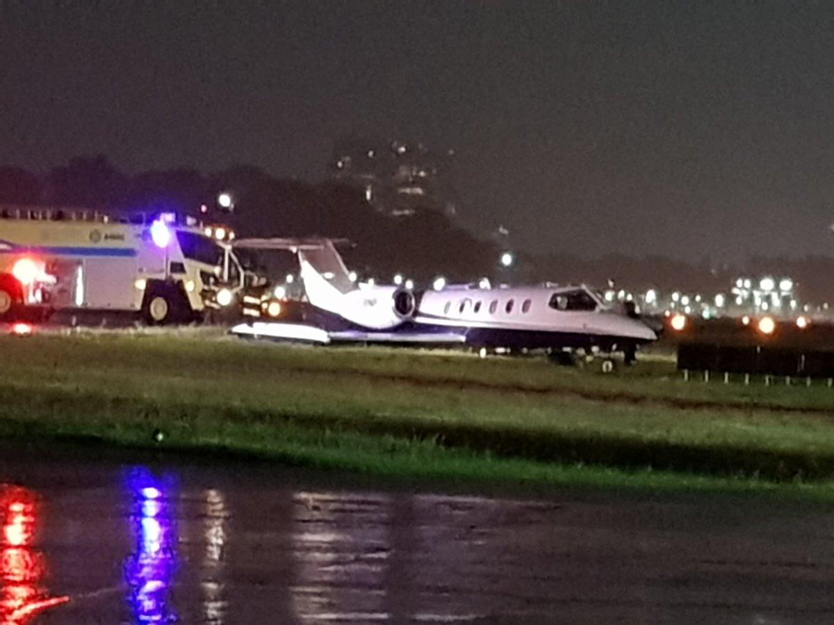 Cerraron aeroparque por el despiste de un avión: derivan vuelos a Mar del Plata
