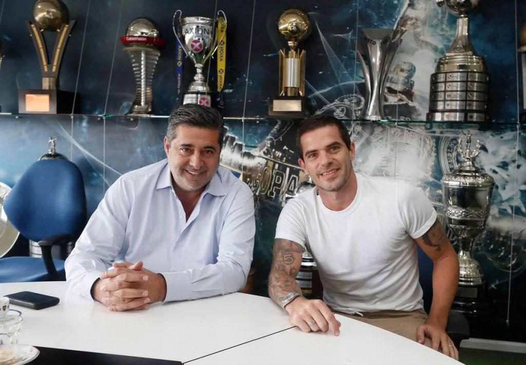 Gago rescindirá su contrato con Boca en las próximas horas