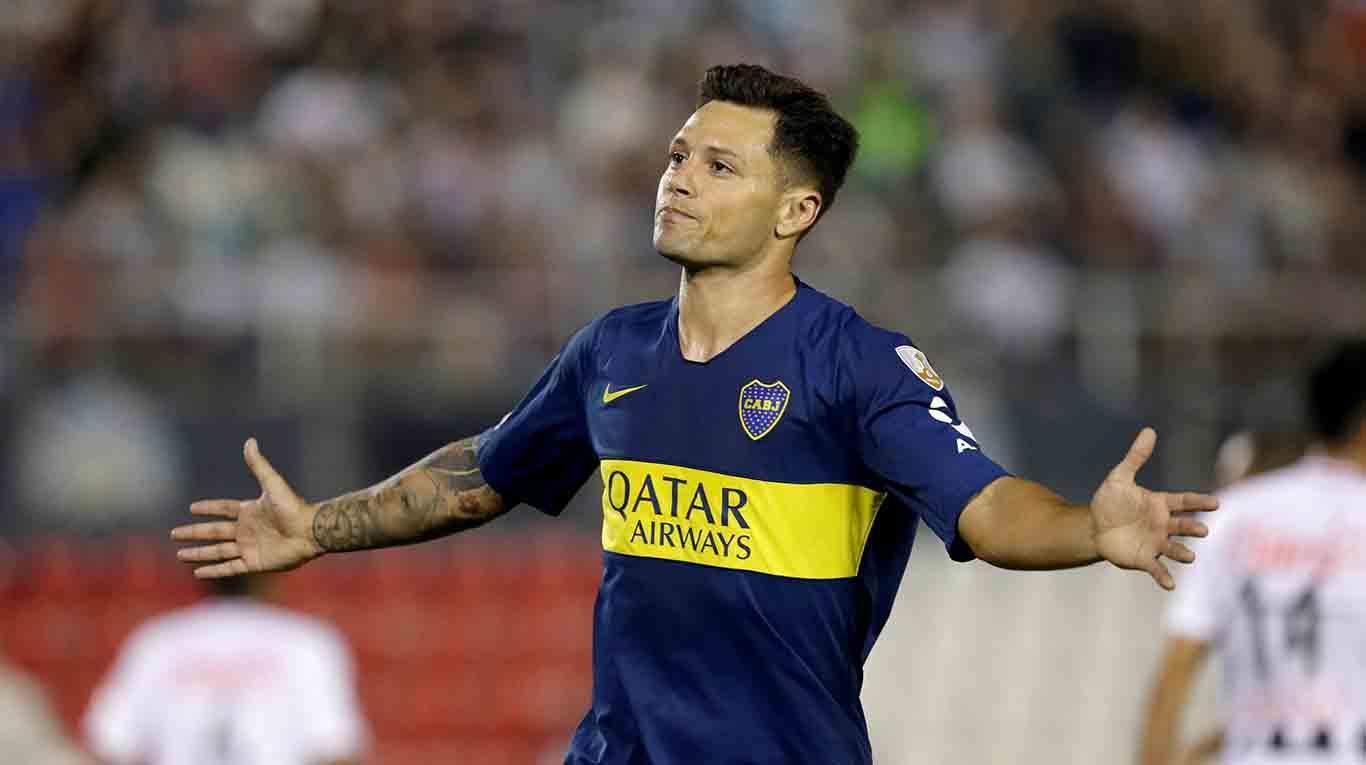 Mauro Zárate quiere jugar contra Vélez