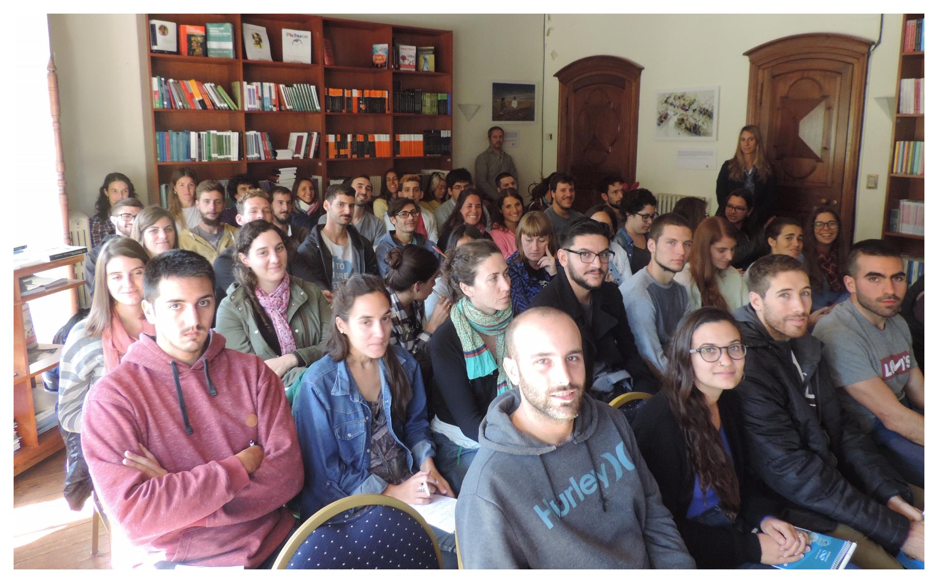 Dieron la bienvenida a los 55 nuevos becarios del Conicet Mar del Plata
