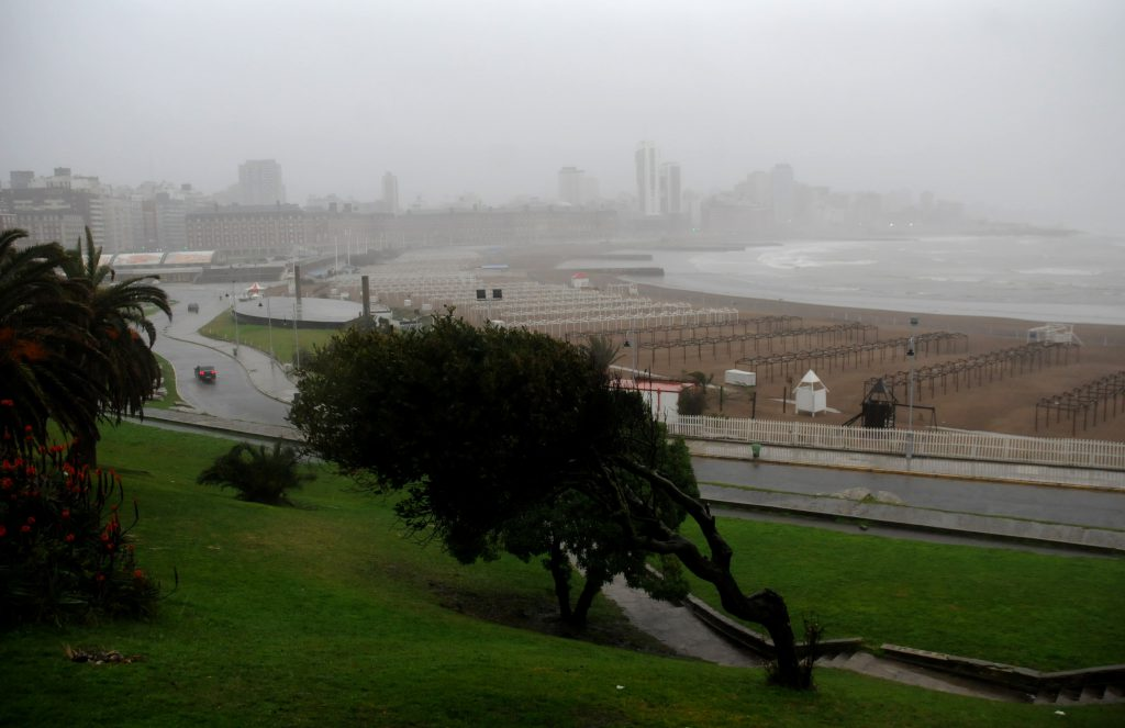 Cesó el alerta meteorológico para el Chaco — Alivio