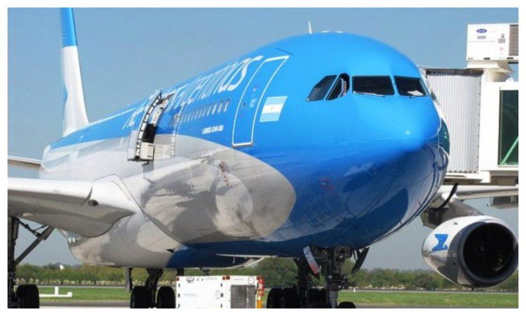 """a8fde69eed33 Aerolíneas Argentinas lanzó su propio programa """"puerta a puerta"""" para  compras en el exterior"""