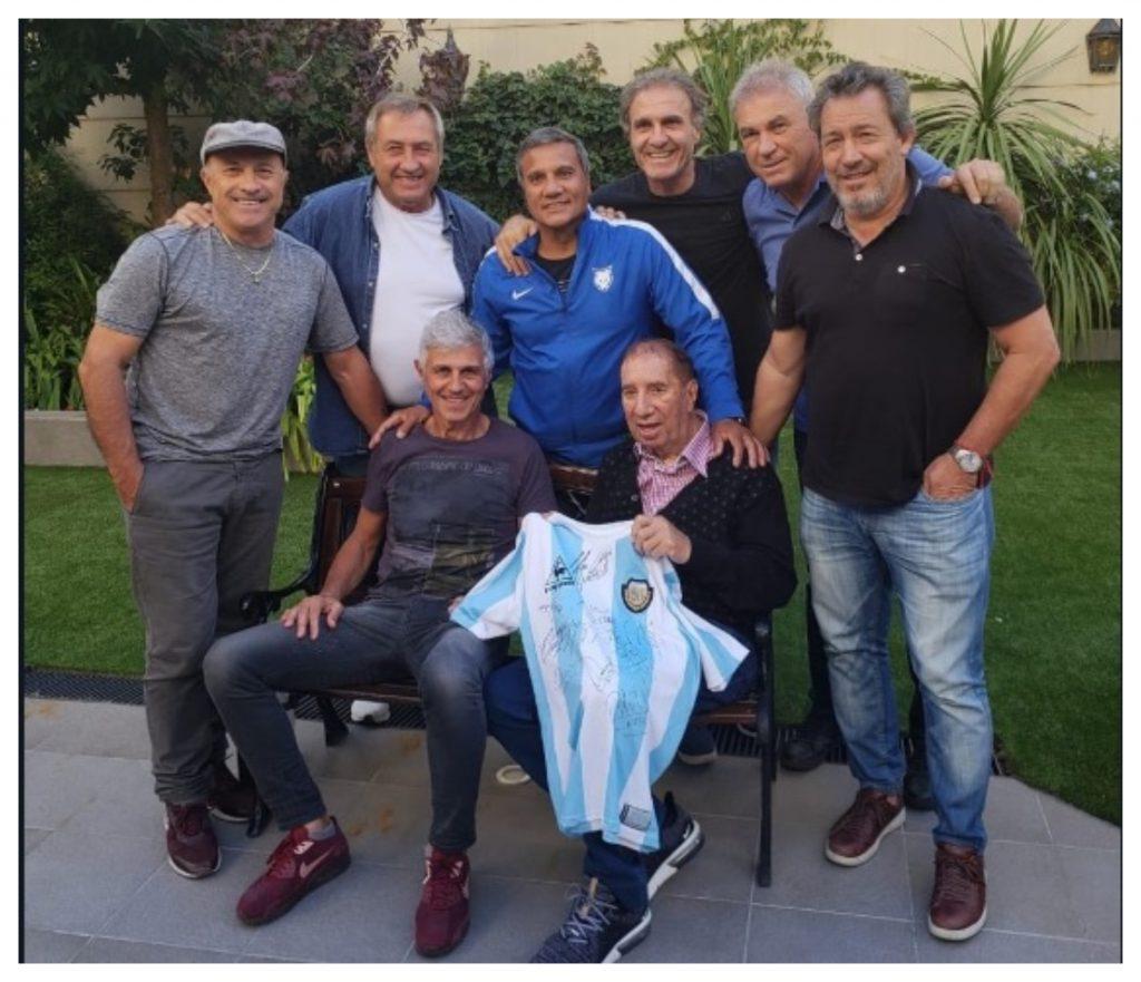 Bilardo Campeones 86