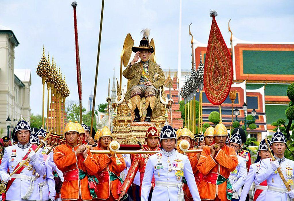Maha Vajiralongkorn fue coronado rey Rama X de Tailandia « Diario La  Capital de Mar del Plata