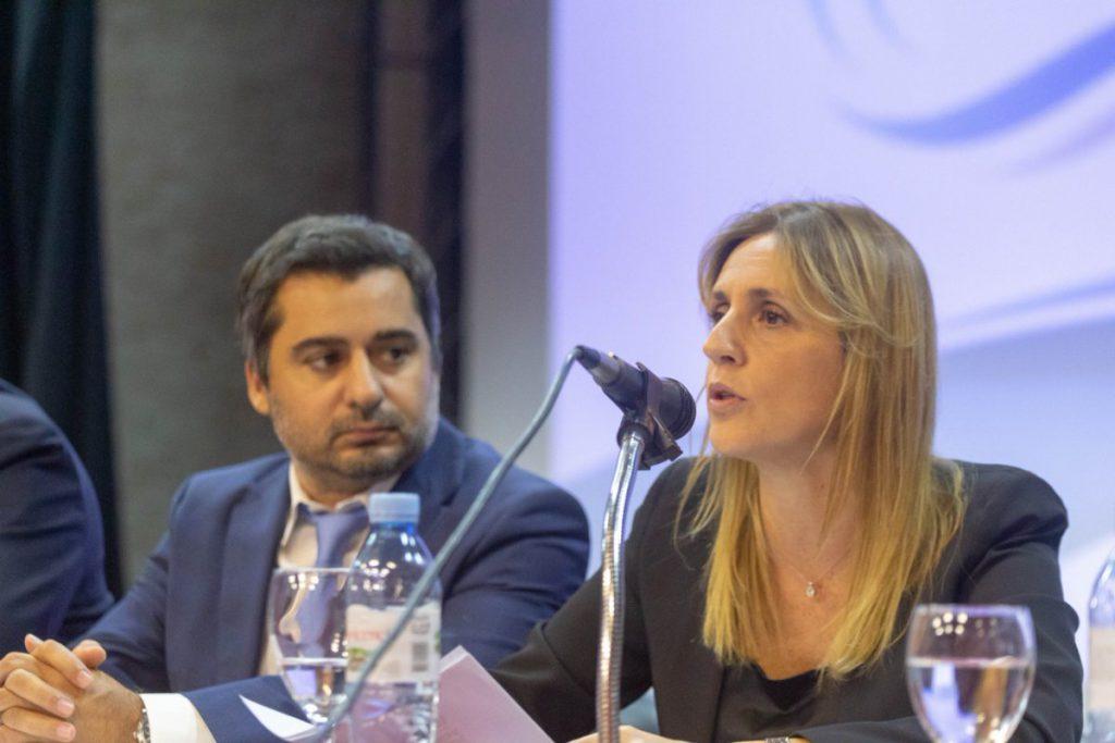 La vicepresidenta del Consejo, Marina Sánchez Herrero, destacó la necesidad de que la sociedad vuelva a tener confianza en la Justicia.
