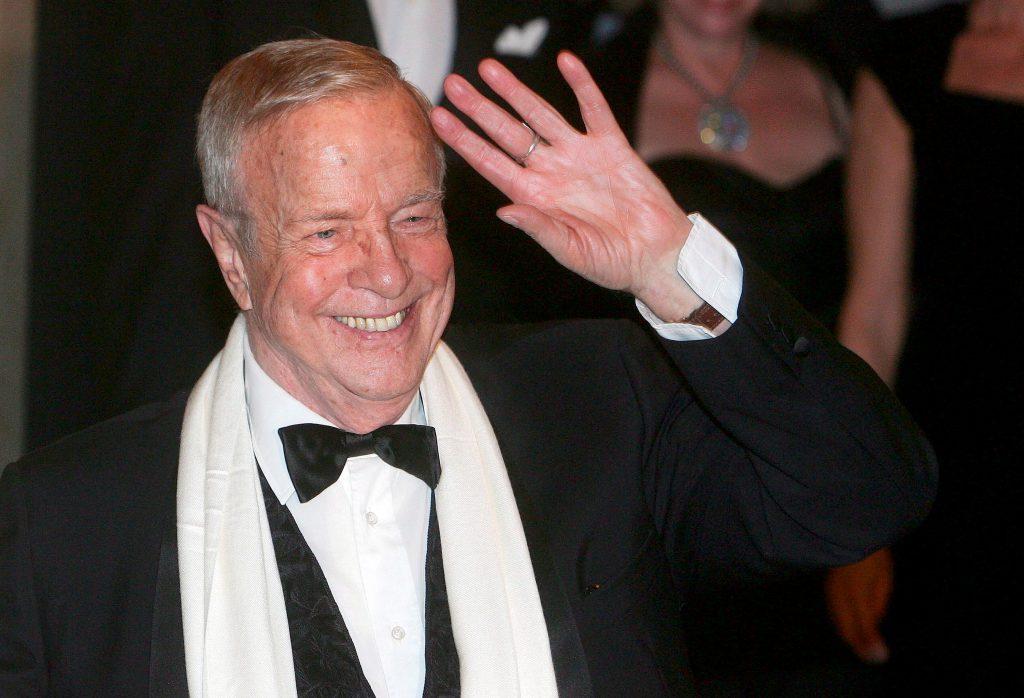 Murió el director de cine italiano Franco Zeffirelli a los 96 años