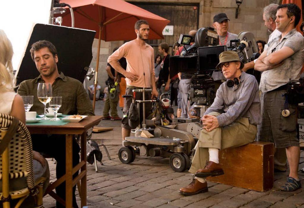 Woody Allen rodará en San Sebastián con Elena Anaya y Christoph Waltz